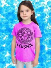 Versace Toddler Fuchia