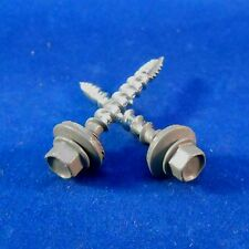Charcoal Metal Roofing Screws 500pcs