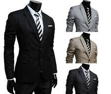 Men's Design Fashion Sexy Slim Hot Coat Leisure Suit Jacket cloth