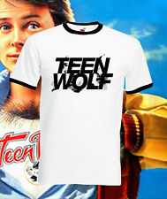 Teen Wolf Movie Tv Show MJ Fox Comedy Mens Adults T-Shirt Tee All Sizes New