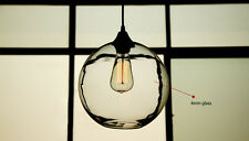 TUSCANY Designer Glass Pendant Ceiling Light Modern Jeremy Pyles Solitaire Repl
