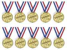 Disney Cars 2 Party Winners Medal Favours 5 - 50pk