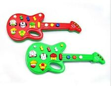 Electronic Guitar Toy Nursery Rhyme Music Toy HOT For Child Infant Boys & Girls