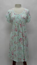 209454 New Miss Elaine Pink Lavender Floral Sofiknit Gown Nightgown Sleepwear