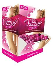 DAZZLE  FEMALE ORGASM  STIMULATING SEXUAL ENHANCEMENT CREAM MAXIMUM SENSATION
