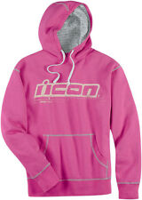 Icon Womens County Hoody Hoodie Pink XL