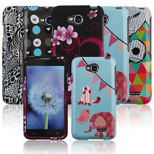 New Color Hard Rubberized Snap On Case Phone Cover for LG Optimus L70 D325 MS323