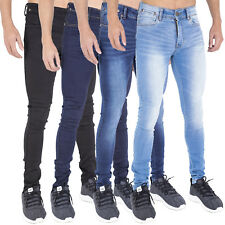 Mens Spray On Skin Tight Skinny Stretch Denim Jeans by ARRESTED DEVELOPMENT