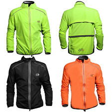 Men's TOP GRADE Sports Outdoor UV Protection Wind Coat Jacket Jersey Bike XS~2XL
