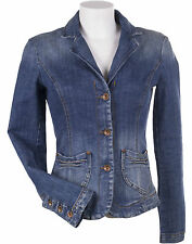 GIACCA DONNA GAS IN JEANS