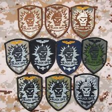 Call Of Duty7 COD7 Black OPS  Morale Military Embroidery Patch Badges