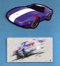 Corvette C4 1996 Grand Sport Magnets - 2 Styles Available & Free Shipping!