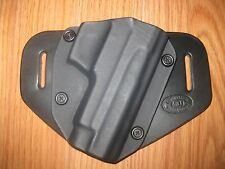 Sig Sauer OWB Kydex/Leather Hybrid Holster with adjustable retention