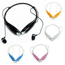 For Samsung iPhone LG Wireless Bluetooth Sports Stereo Headset headphone HB-800