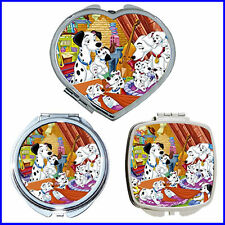 Disney 101 Dalmatians Pocket Compact Make Up Mirror - 3 STYLES TO CHOOSE FROM!