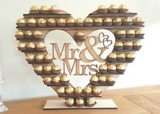 Ferrero Rocher Heart Tree, All Occasions in our Variations holds 59 or 118