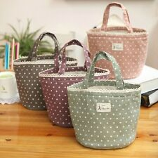 Travel Tote Picnic Lunch Dinner Bag Container Box Cooler Insulated Waterproof