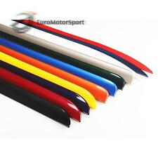 * Custom Painted Rear Trunk Boot Lip Spoiler Toyota Yaris Belta 2007-2012 Sedan