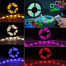 DC 12VOLT 3528 5M 300 LED SMD STRIP LIGHT RIBBONE TAPE ROPE ROLL WATERPROOF IP65