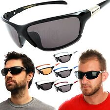 Nitrogen Polarized Sunglasses Mens Sport Cycling Fishing Golfing Driving Glasses