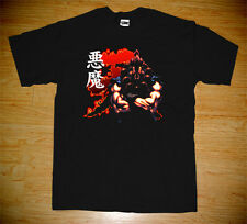 New AKUMA gouki Street Fighter Video Games Fighting T-shirt Tee