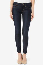 Hudson Jeans Nico Mid Rise Super Skinny Womens Premium Denim Size 25 - 31 London