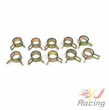 10X Hose Spring Clip Clamp 5 6 7 8 9 10 11 12 14 15 17 20 22 25 28 32mm YJRACING