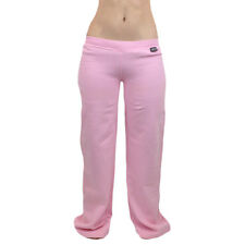 Hustler Honeys Clothing Brand Sweat Pants Pink Womens Hoochie Draw String