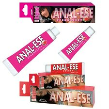 Anal Ese Ease Eaze Eze Desensitizing Cream Lubricant Flavored