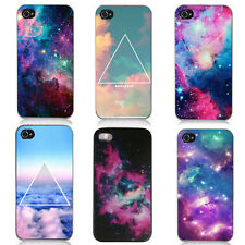 K5Y Galaxy Space Universe Snap On Hard Back Case Cover Protector For iPhone 5C