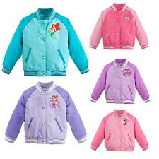 Little Girl's Fall Long Sleeve Coat Multi-color Cotton Blend Size For 1-6T