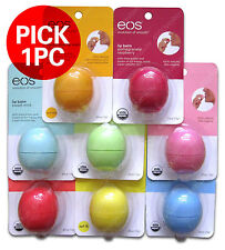 eos assorted Smooth Sphere Lip Balm moist soft shea butter jojoba oil pick 1pc