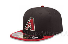 ARIZONA DIAMONDBACKS 5950 Diamond Era Cap MLB Fitted Batting Practice Hat Era