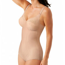 New Playtex All in One Girdle Pinup Vintage Soft Cup 2858 Nude Various Sizes