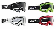 2015 Thor Youth Enemy Printed Motocross ATV Offroad MX Goggles