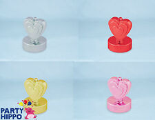 Heart Shaped Balloon Weights Qualatex Wedding Party Supplies Decorations