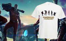 Guardians Of The Galaxy 2014 Movie Action Sci Fi Mens T-Shirt Top All Sizes New