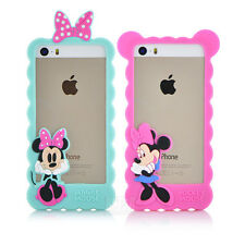 Beautiful Soft Silicone Phone Cover Case Frame Border For apple iphone 5 5S