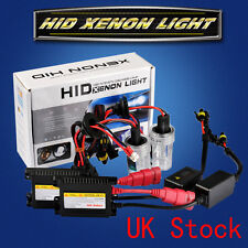 Upgraded Slim Ballast Car Xenon HID Conversion Kit H7 8000K Blue 6000k White