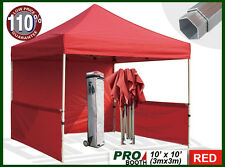PRO-50  3m X 3m  Ez Pop Up Gazebo Tent TRADE SHOW Protable booth Select Color