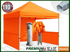 PRO-40 3mX3m  Ez Pop Up Gazebo Tent TRADE SHOW Protable booth Select Color