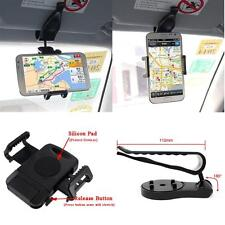 Universal Car Sun Visor Mount Holder Stand For Phone Samsung S2 S3 S4 S5 i9600