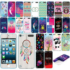 Vinyl Sticker Decal Cover Skin For Apple iPod Touch 5 5th Phone, Aztec Panda Sky