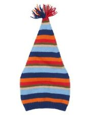 GYMBOREE BRAND NEW BABY MULTI COLOR STRIPE LONG SWEATER HAT 0 3 6 12 18 NWT