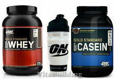 Gold Standard Whey Casein Combo with Shaker, Optimum Nutrition, Protein