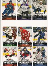 2008-09 Upper Deck UD YG RC Young Guns Rookie --You Pick From List--