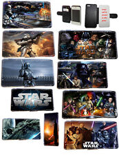 Star Wars Leather Wallet flip Phone case for Sony Xperia Z2