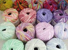 Crystal Palace Party Ribbon Yarn 87 yds Knitting & Crocheting Select Color