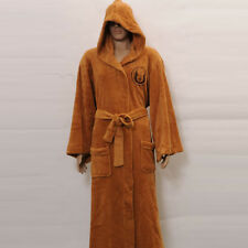 Star Wars Jedi Knight Bath Robe Bathrobe Cosplay Costume Size M L