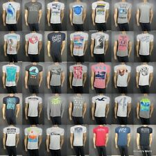 Hollister by Abercrombie Men's T-shirt NWT Shirt New HCO New Muscle 2014